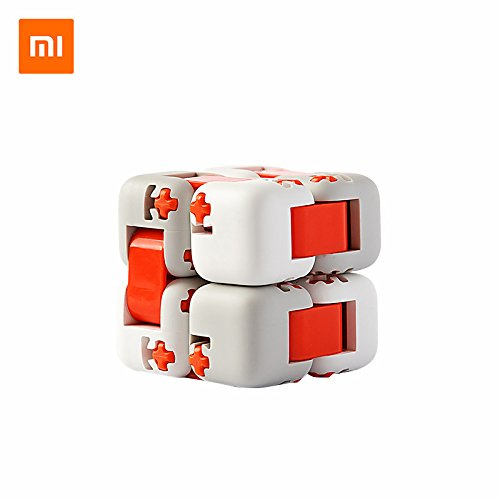 Yiwa Original Xiaomi Mitu Cubes Spinner Finger Bricks Intelligence Jouets Smart Fidget Magic Cubes Infinity Jouets Anti Stress Anxiété