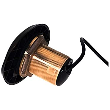 Navico XSONIC Bronze HDI 20 Degree Tilt Transducer Thru Hull 9 Pin Connector 10M Cable, 000-13907-001