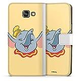 Étui Compatible avec Samsung Galaxy A5 Duos 2016 Étui Folio Étui magnétique Dumbo Disney...
