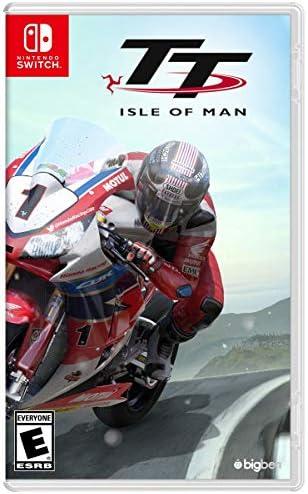 Tt Isle of Man Riding On The Edge Nintendo Switch product image