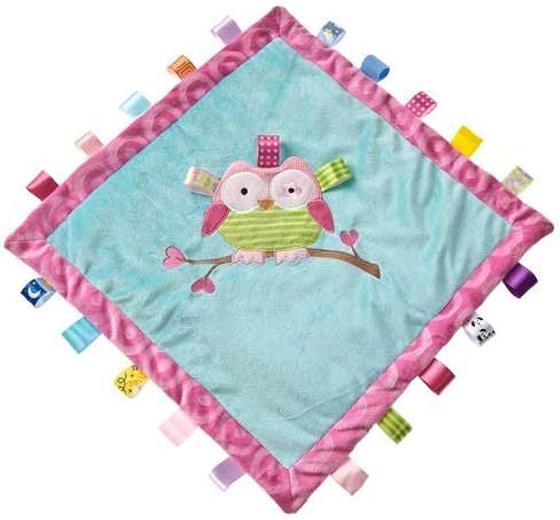 Taggies Oodles Owl Cozy Blanket