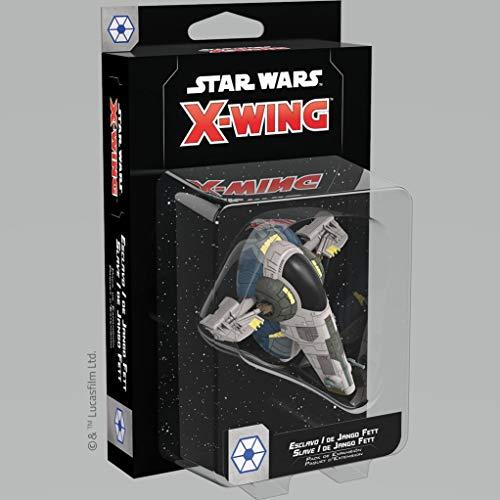 Star Wars X-Wing 2.0 - Esclavo I de Jango Fett