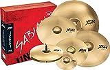 Sabian Super Cymbal Set with Free 10' Splash and 18' Fast Crash (XSR5007SB)