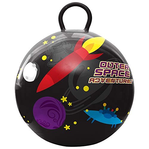 Hedstrom Space Hopper Ball, Kid's Ride On, Bouncy Ball 18 inch