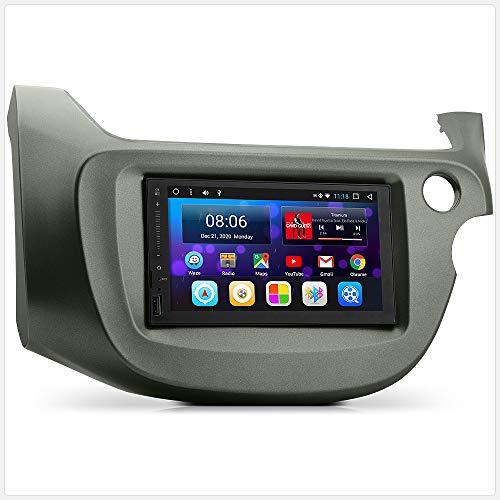 TUNEZ® Autoradio stéréo de voiture avec écran tactile 7\