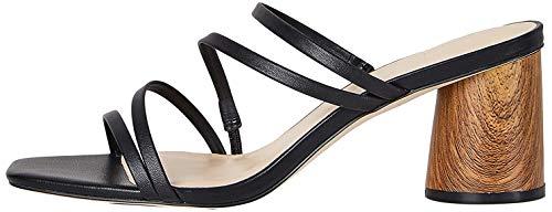 find. #_Shana-10j52 - Zapatos con tacon y correa de tobillo Mujer