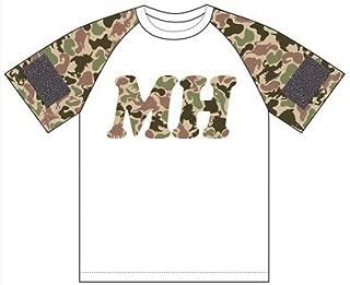 MH Tシャツ for PATCH カモフラージュ イエロー サイズ:XL