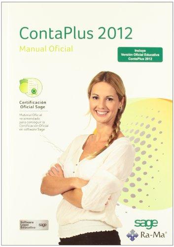 ContaPlus 2012. Manual Oficial