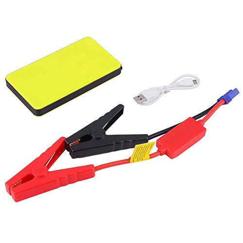 EmNarsissus 12V 5400mAh Mini Portable Multifunctional Car Jump Starter Power Booster Battery Charger Emergency Start Charger