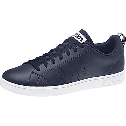 adidas Vs Advantage Clean, Scarpe da Tennis Uomo, Blu (Legink/Ftwwht/Legink Legink/Ftwwht/Legink), 41 1/3 EU