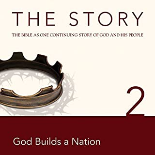The Story, NIV: Chapter 2 - God Builds a Nation (Dramatized) cover art