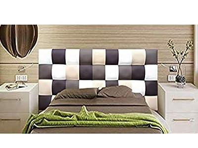 Puede ver más modelos en AMAZON introduciendo en el buscador la palabra cabeceros ONEK-DECCO. NOTA por estética aconsejamos pedir el cabecero 15 cm + grande de la medida de la cama, teniendo en cuenta de no tapar algún enchufe o en su caso comprar la...