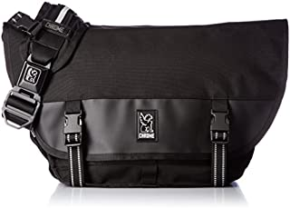 """Chrome Industries Mini Metro Messenger Bag - Satchel Bag with 15"""" Laptop Sleeve 