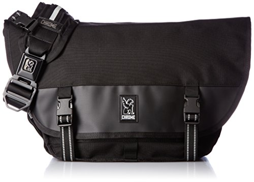 Chrome Industries Mini Metro Messenger Bag Laptop Satchel Liter Black