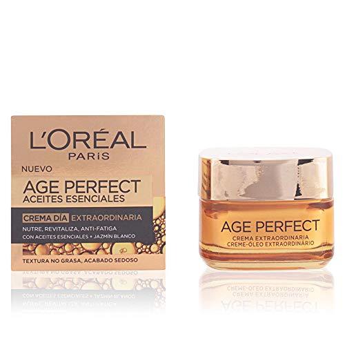 L'Oreal Paris Dermo Expertise Crema Día Nutritiva Aceite Extraordinario Age Perfect - 50 ml