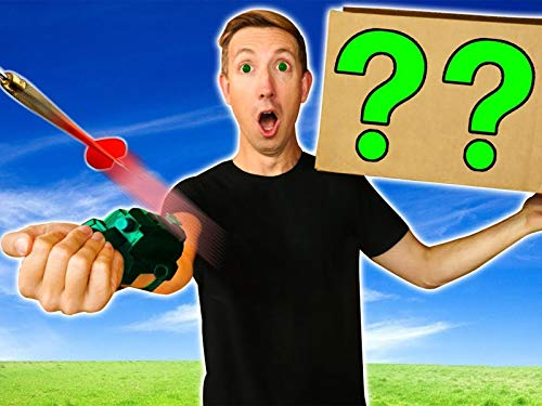 Found Hacker & Monster in Pond vs Spy Gadgets & Ninja Gadgets Mystery Box Challenge Unboxing Haul