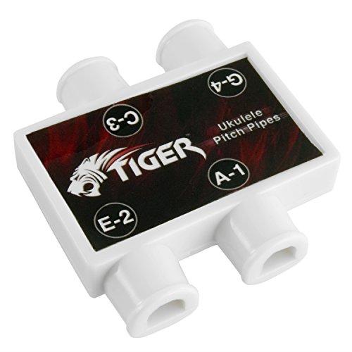Tiger UAC7 - Silbato afinador para ukelele