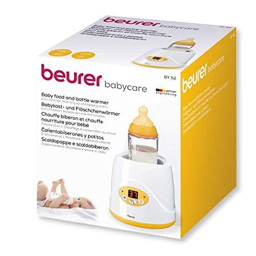 Beurer BY 52 Babykost- und Fläschchenwärmer - 7