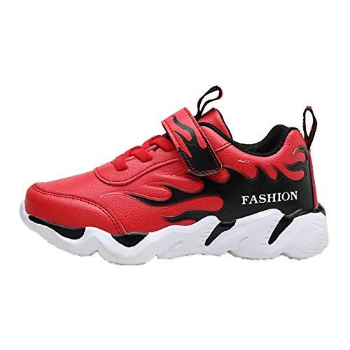 Zapatillas de Deporte para niños Impermeables Ligeras Bajas Casuales Zapatillas para niños