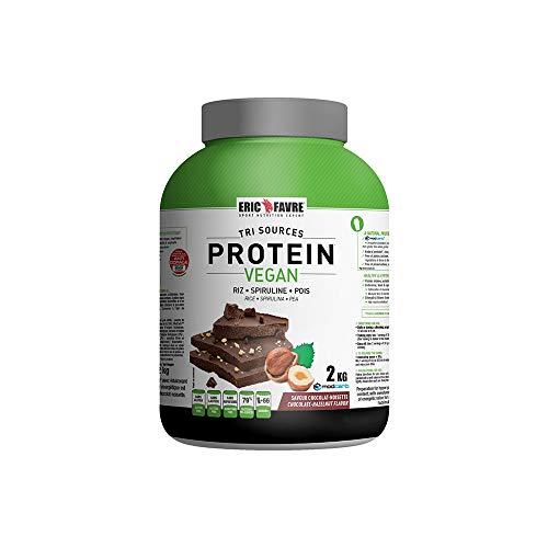 quel est le meilleur proteine vegan choix du monde