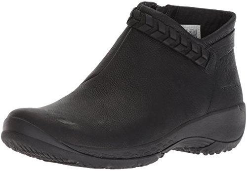 Merrell Damen ENCORE BRAIDED BLUFF Q2 modischer Stiefel, schwarz, 38 EU