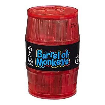 Barrel of Monkeys Neon Pop Monkey Chain Game