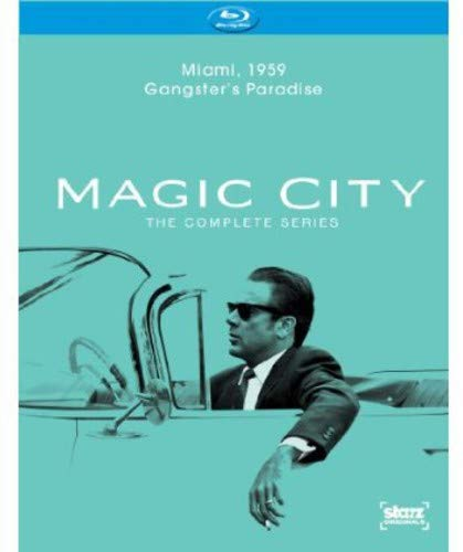 Magic City: Seasons 1&2 [Blu-ray]