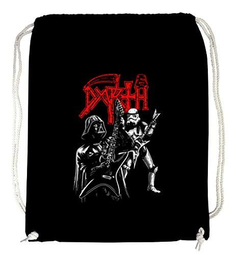 Certified Freak Darth Metal Gymsack Black
