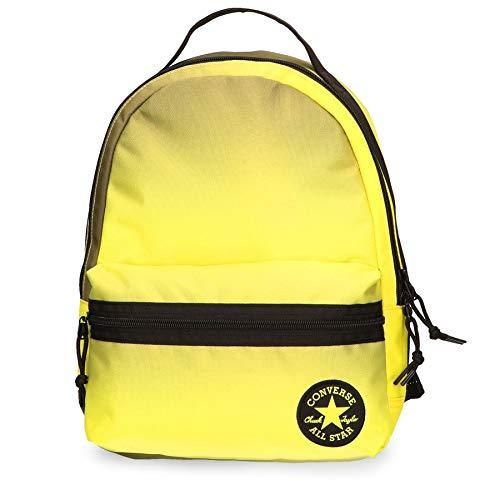 Mochila Converse amarilla estilo clásico