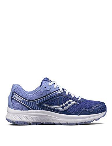 Saucony Women's Cohesion 10 Running Shoe, Mauve, 9.5 M US