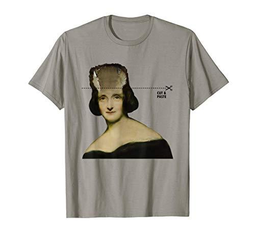 Camiseta de Mary Shelley