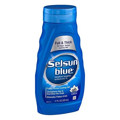 Selsun Blue Schuppenshampoo für volleres, dickeres Haar 313ml, 2er Packung