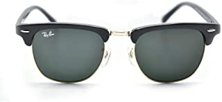 Ray-Ban Clubmaster Unisex Sunglasses - RB3016 51-21-1145