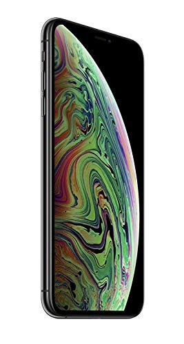 Apple_ iPhone XS MAX 64gb Space Grey Modelo MT502LZ/A (Renewed)