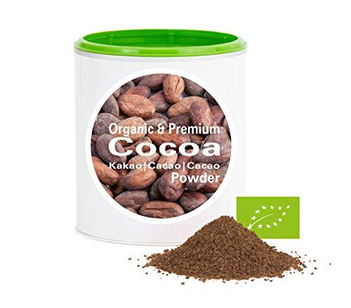 Kakaopulver – Bio Kakao gemahlen   bio organic  10-12% Fett   good-proteins von good-nutritions  Kakao  ohne zusatzstoffe + viele Inhaltsstoffe  150 g