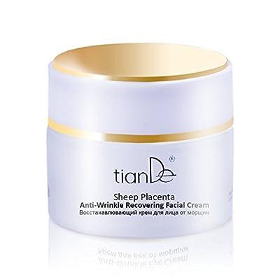 Placenta Facial Anti-Wrinkle Cream, TianDe 10303, 50g by Tiande