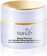 Crema Facial Placenta Anti-Arrugas TIANDE 50g