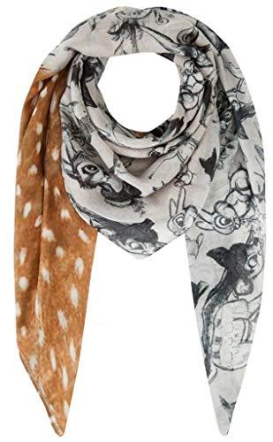"Disney XL-Tuch ""Bambi"" aus recyceltem Polyester"