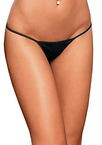 Leg Avenue Y-String Tanga Assorted Colors One Size