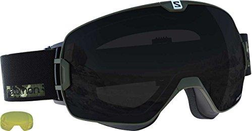 SALOMON(サロモン) XMAX スキー スノーボード ゴーグル L39953800 Camo F