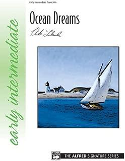 Ocean Dreams - Sheet Music - (Victor Labenske, Piano Solo - Early Intermediate)