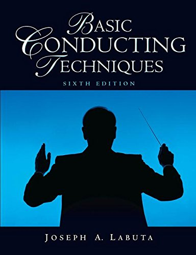 Price comparison product image Basic Conducting Techniques (6th Edition)