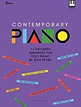 Contemporary Piano: 12 Favorites Arranged for Solo Piano