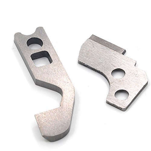 Lower Knife & Upper Knife/Blade #788013009+788011007 for Janome 204D 504D Kenmore 385.16644690 (788013009+788011007)