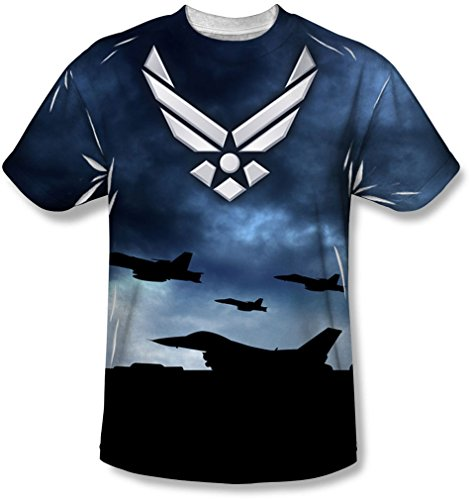 Air Force - - Jeunesse Take Off T-shirt, Large, White