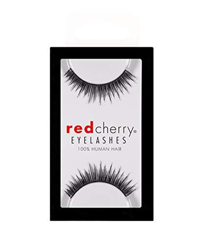 Red Cherry False Eyelashes #46 Rooney 1pcs