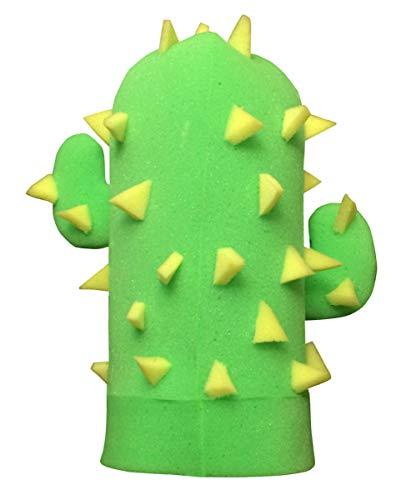 Horror-Shop Kaktus Schaumstoff Hut als Kostüm Accessoire für Fasching und Halloween