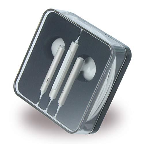 HUAWEI 22040281 In-Ear Kopfhörer mit Mikrofon AM116 weiß - 2