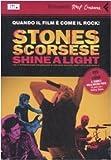 Shine a Light. DVD. Con Libro