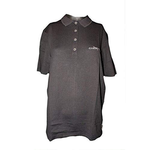 Chervo Polo de golf Anguillara pour femme Noir Taille 38 (D)